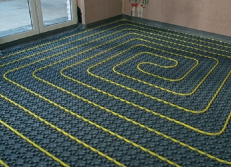 Comunder Floor Heating Uk : What type of Heating Engineer project is this?