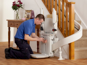 How Much Does Stair Lift Installation Cost