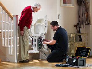 How Much Does Stair Lift Repair Cost