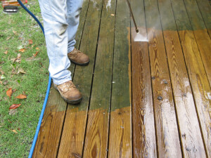 How Much Does Deck Cleaning Cost
