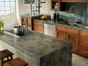 How Much Does Solid Surface Countertop Installatio