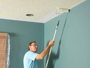 How Much Does Popcorn Ceiling Repair Cost