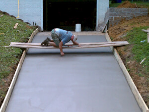 How Much Does Concrete Driveway Cost
