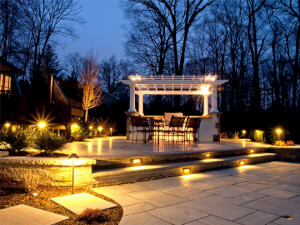How Much Does Outdoor Lighting Installation Cost