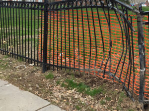 How Much Does Steel Fence Repair Cost