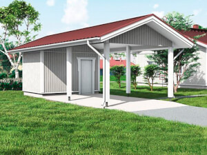 How Much Does a Metal Carport Cost