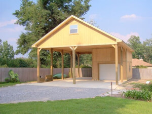 How Much Does It Cost To Build a Wood Carport