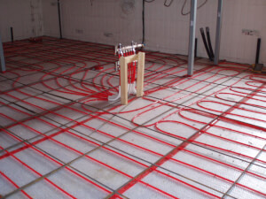 How Much Does Radiant Floor Heating Installation C