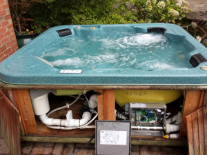 How Much Does Hot Tub Repair Cost