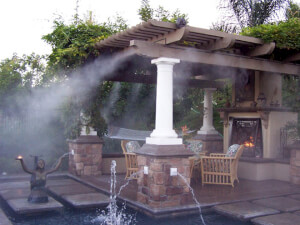 How Much Does an Outdoor Misting System Cost