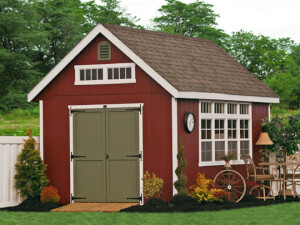 How Much Does It Cost To Build a Garden Shed