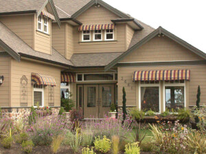 How Much Do Fabric Awnings Cost