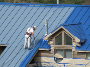 How Much Does It Cost To Paint a Metal Roof