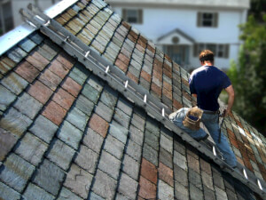 How Much Does Slate Roof Repair Cost