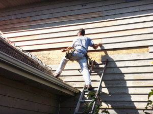How Much Does Wood Siding Repair Cost