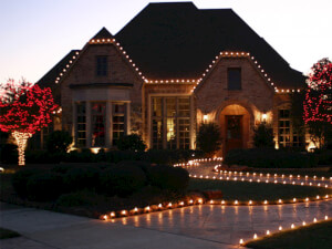 How Much Should Christmas Light Installation Cost You? Get Average Cost  Estimates As Well As The Facts Influencing These Costs. Get Free Quotes.