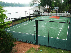 How Much Does Tennis Court Construction Cost