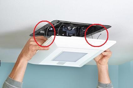 Bath Exhaust Fan Installation Costs - Estimates, Prices ...