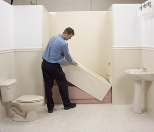 Cost to install bathtub liner estimates prices for How much is a bathtub liner