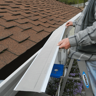 Cost To Install Metal Gutters Estimates Prices