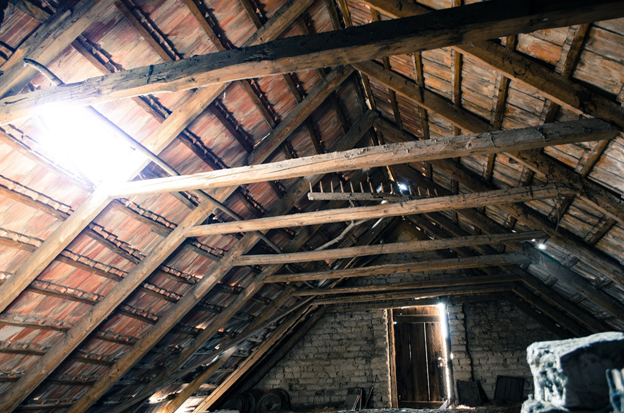 Determine if your attic is suitable for a conversion